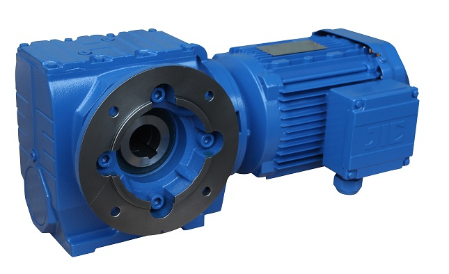 FEM Helical Worm Gearbox