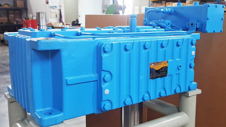 Palm Oil Mill Gearbox